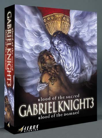 Gabriel Knight 3: Blood of the sacred Blood of the Damned