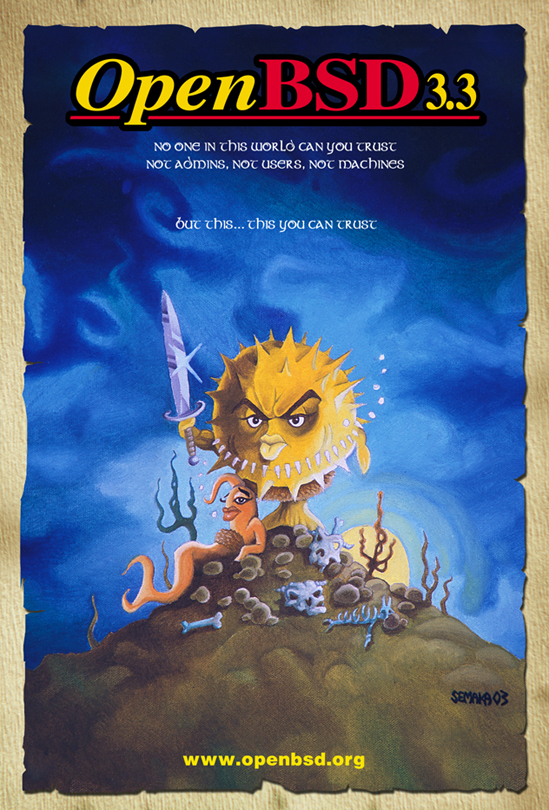 OpenBSD 3.3
